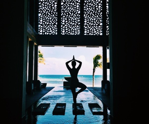 healthy and yoga image