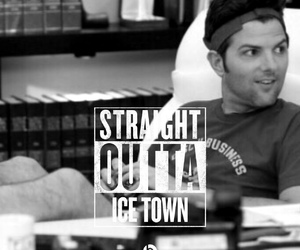 parks and recreation, parks and rec, and ben wyatt image