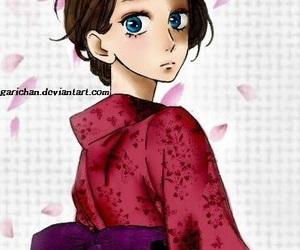 manga, manga girl, and shoujo image