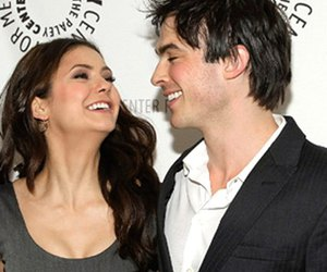 ian somerhalder, the vampire diaries, and elena gilbert image