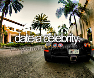 car, date, and palms image