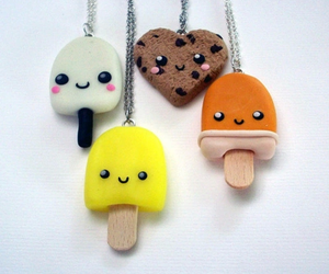 cute and necklace image