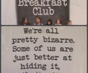 80's, The Breakfast Club, and movie quotes image