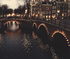 city, night, and tumblr image