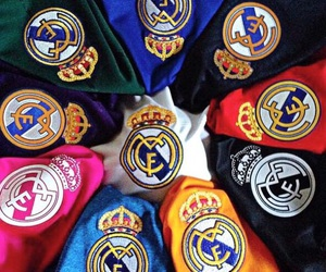 real madrid, football, and passion image
