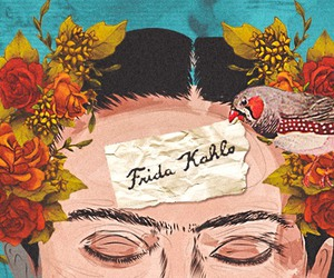 arte, frida kahlo, and natural image