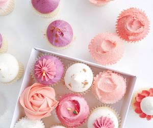 beautiful, cupcakes, and food image