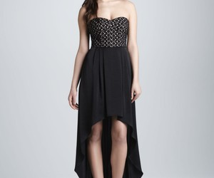 high low prom dresses image