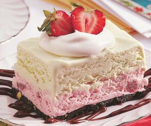 strawberry, dessert, and sweet image