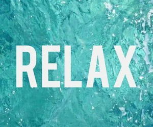 blue and relax image