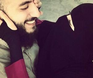 couple, muslim, and hob image