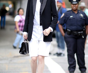 Coco Rocha and street style image