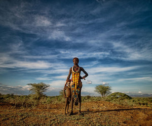africa, nature, and people image