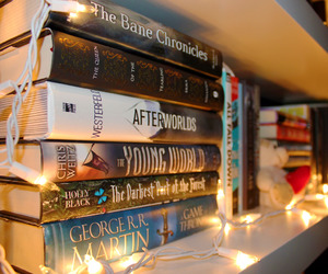 books, magnus bane, and games of thrones image