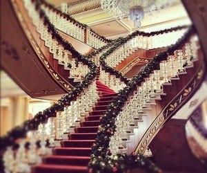 beautiful, interior, and palace image