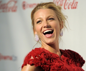 blake lively, beautiful, and gossip girl image
