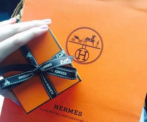 fashion, hermes, and paris image