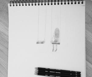 alone, art, and beautiful image