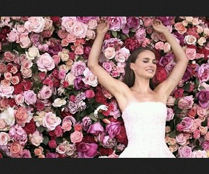 awww, dior, and flowers image