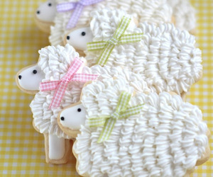 crafts, gifs, and lambs image