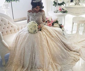 amazing, dress, and gorgeous image