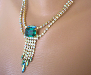 art deco, bridal jewelry, and etsy image