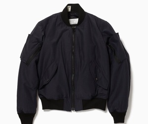 bomber jacket and classycgal image