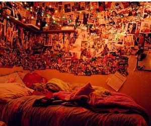 beautiful, bed, and photography image
