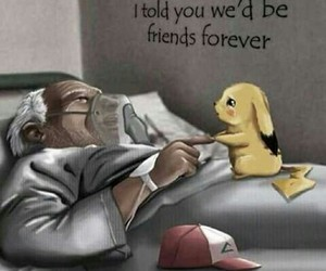 cry, heart, and pikachu image