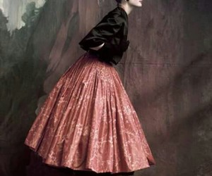 arts, black, and dress image