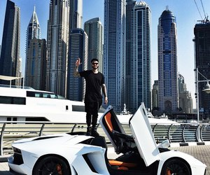 car, city, and money image