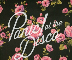 background, patd, and floral image