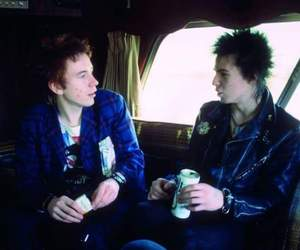 1978, anarchy, and john lydon image