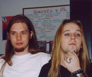 alexi laiho, children of bodom, and janne wirman image