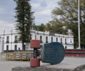 penny, skate, and skateboarding image