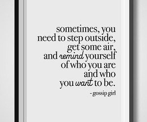 gossip girl, life, and quote image