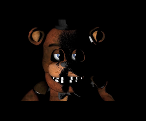 five nights at freddy's and freddy fazbear image