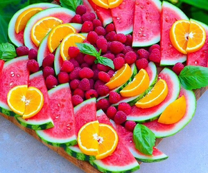 food, fruit, and healty image