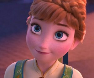 anna, frozen fever, and disney princess image