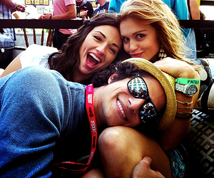 friendship, tyler posey, and holland roden image