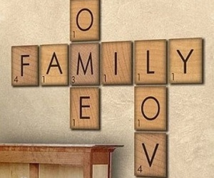 home, family, and diy image