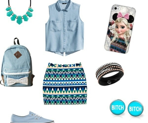 cool, outfit, and Polyvore image