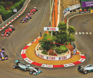 f1, Formula One, and monaco image
