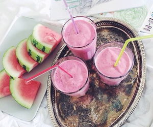 healthy, smoothie, and healthy food image
