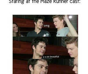 the maze runner, the scorch trials, and dylmas image
