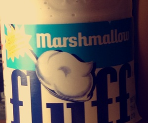 creme, fluff, and marshmallow image