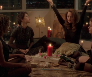 90s, The Craft, and witch image