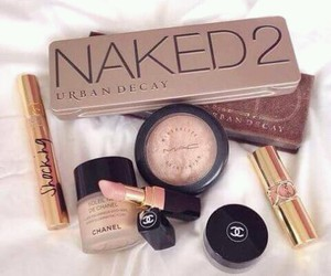 chanel, YSL, and naked 2 image