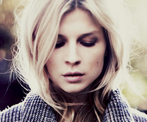 clemence poesy, girl, and blonde image