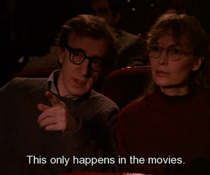 quotes, movies, and woody allen image